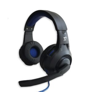 AUDIFONOS GAMER ON EAR BLUE