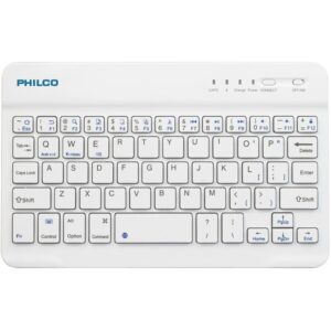 "Mini Teclado Bluetooth Para Celular 10"" Philco"