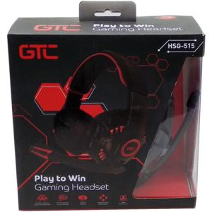Audífonos Gamer HSG-515 GTC